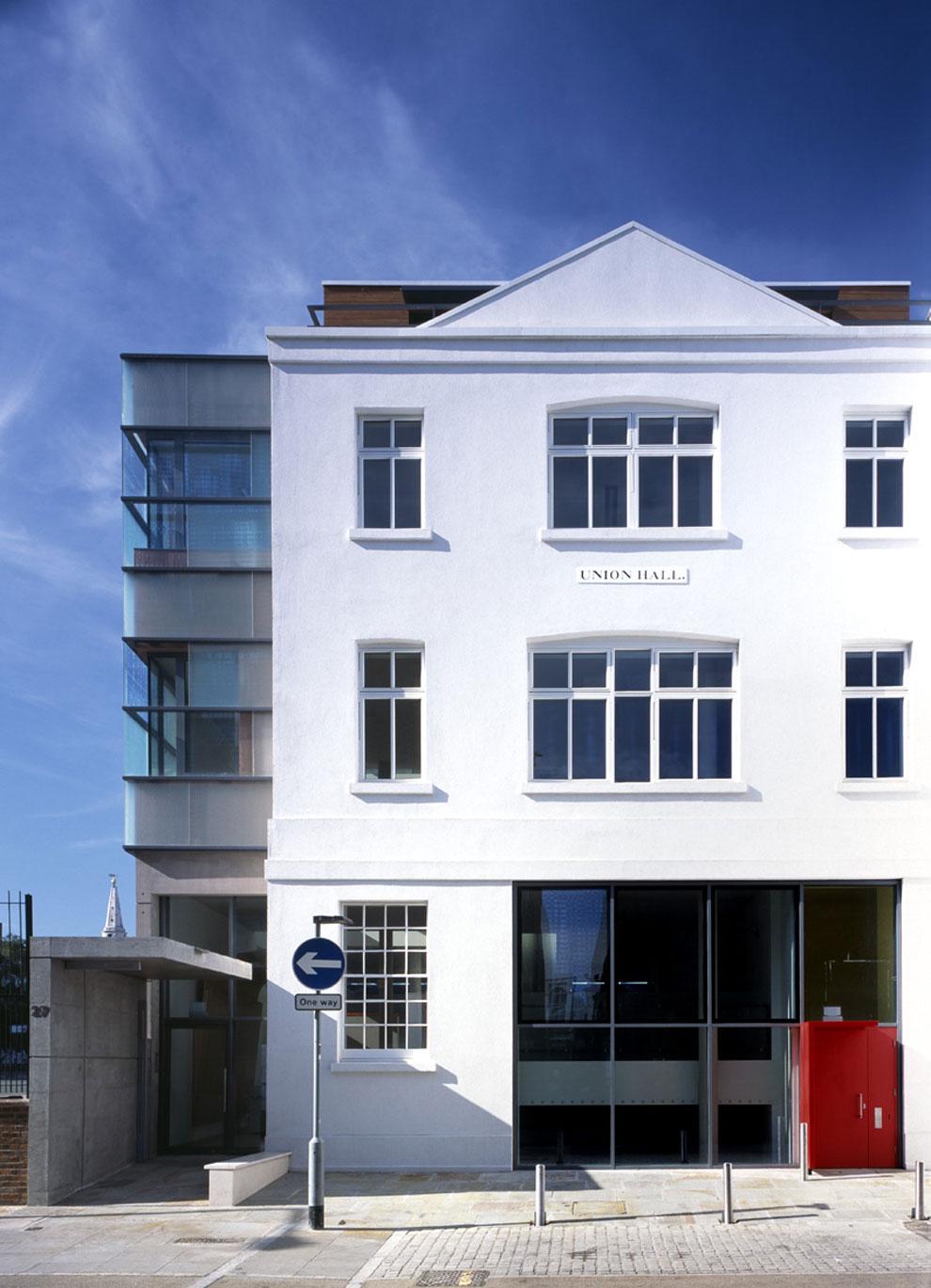 archtectural detail ian hossack & studio e, four