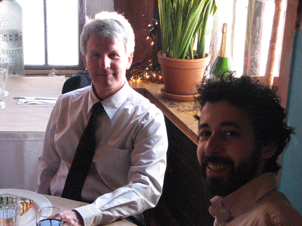 jeffrey kapec and sergio silva, february 2009