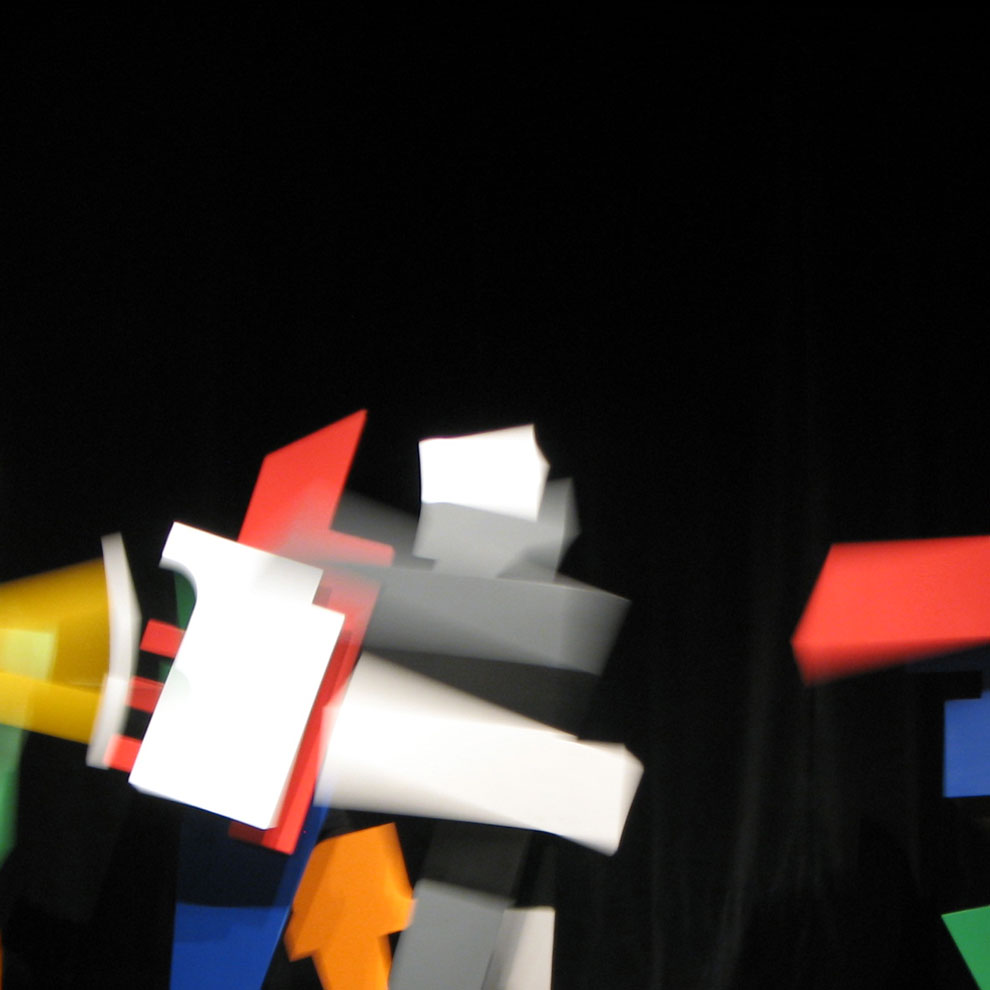 bauhaus 90th anniversary performance piece, image four
