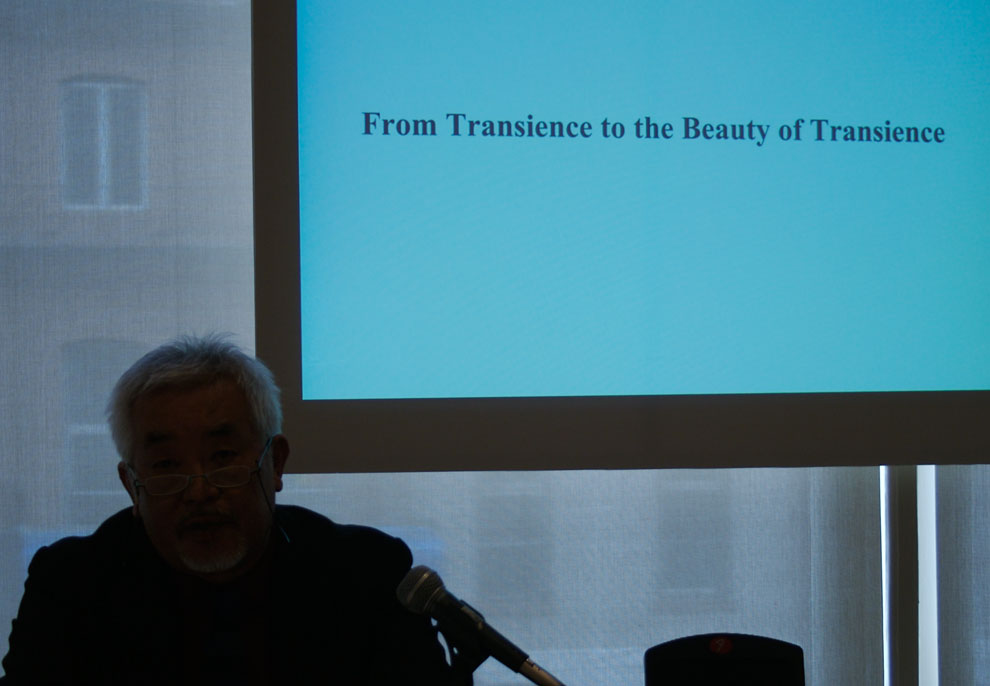 shigeru uchida's talk on the design of weakness . . .