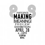 making meaning id senior, philip blum's mythical beast as a typographic mask, spring 2011