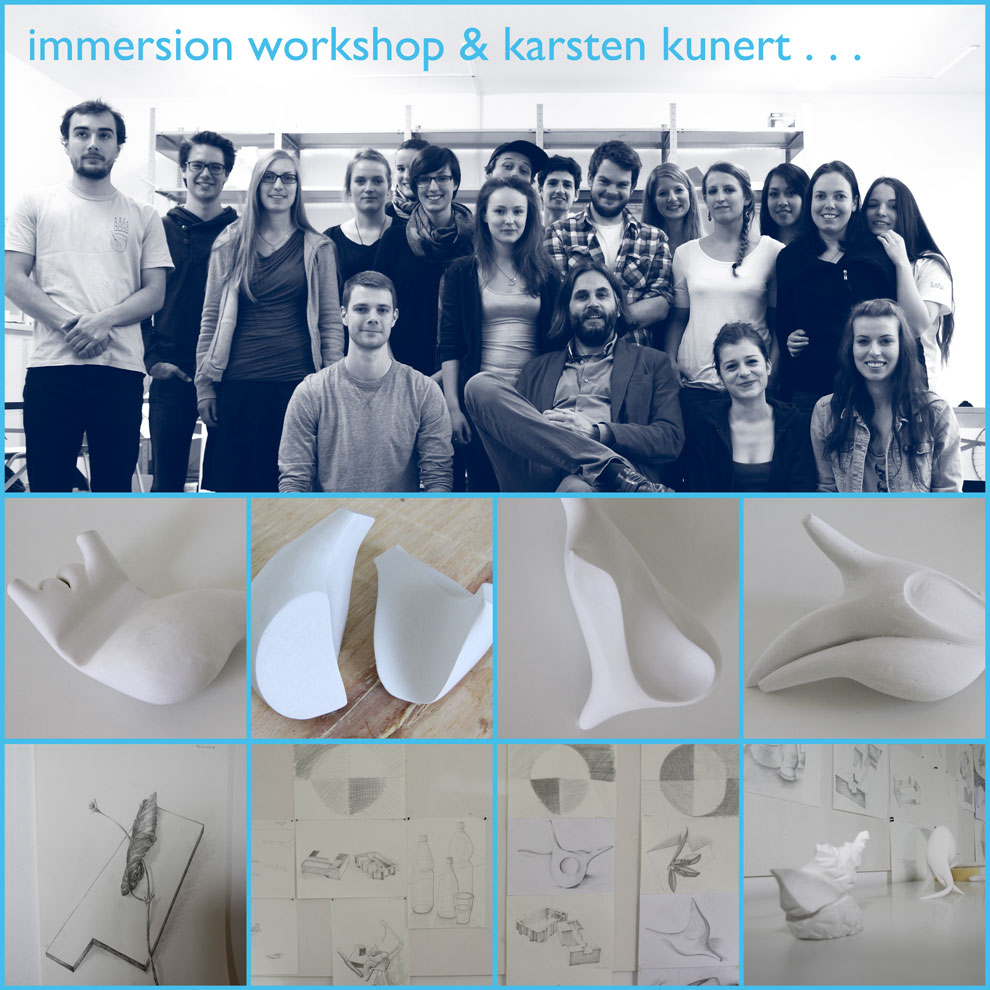 Visualsyntax Immersion Workshop Week 2014