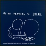 a design dialogue with kevin henry: & visualizing the future(s) drawing from kevin henry