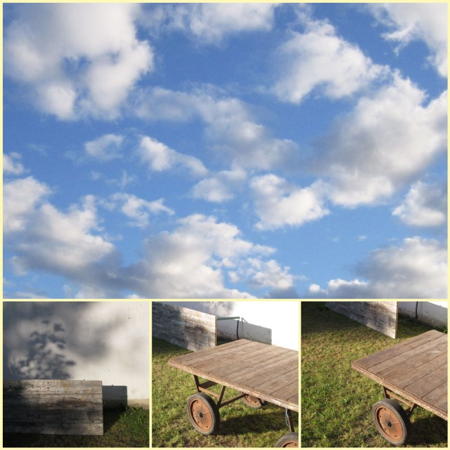 simple utilitarian objects in the light of summer under a bavarian sky. photography: matthew burger