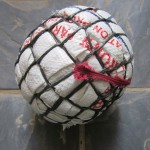 angus' south african handcrafted football. photography: matthew burger